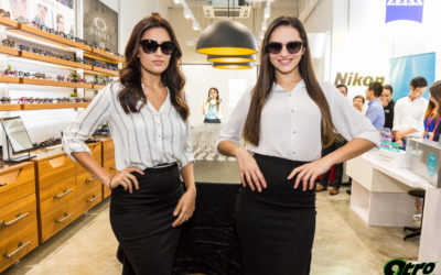 First Eyewear Centre Celebrates the First Anniversary of its Concept Store