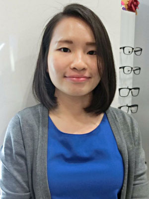 Tan Si Rui, Singapore Optometrist, FIrst Eyewear Centre