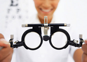 Health of your eyes? See an optometrist first.