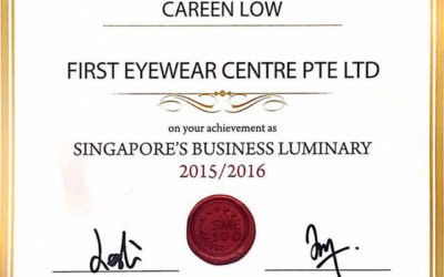 SDA-BUSINESS LUMINARY AWARD 2016