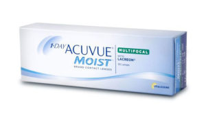 Acuvue 1 day Moist Multifocal Contact Lens